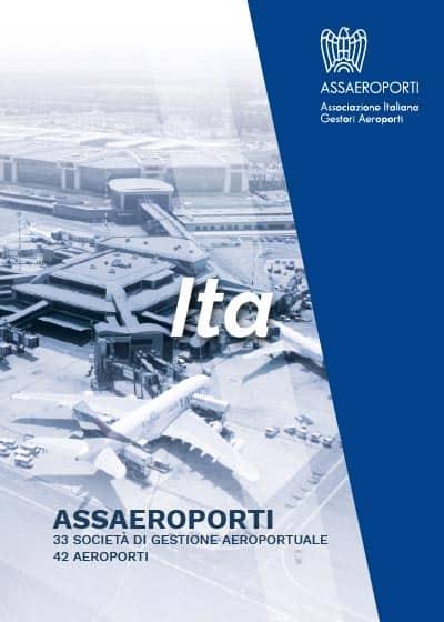 brochure Assaeroporti | Associazione Italiana gestori Aeroporti